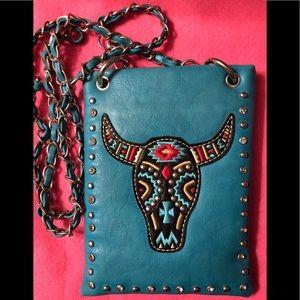 Santa Fe Style Small Crossbody Bag